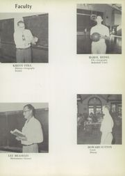 Page 13, 1957 Edition, Rogers High School - Mountaineer Yearbook (Rogers, AR) online yearbook collection