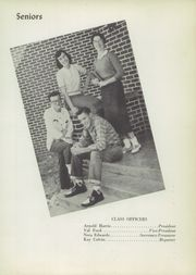 Page 17, 1957 Edition, Rogers High School - Mountaineer Yearbook (Rogers, AR) online yearbook collection