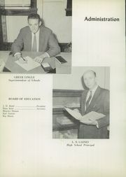 Page 8, 1957 Edition, Rogers High School - Mountaineer Yearbook (Rogers, AR) online yearbook collection