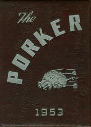 Arkansas High School - Porker Yearbook (Texarkana, AR) online yearbook collection, 1953 Edition, Page 1