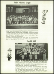 Page 94, 1953 Edition, Arkansas High School - Porker Yearbook (Texarkana, AR) online yearbook collection