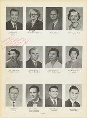 Page 10, 1960 Edition, Arkansas High School - Porker Yearbook (Texarkana, AR) online yearbook collection
