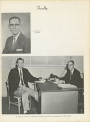 Page 9, 1960 Edition, Arkansas High School - Porker Yearbook (Texarkana, AR) online yearbook collection