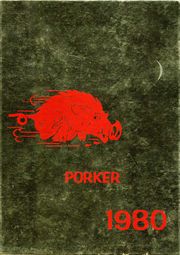 Arkansas High School - Porker Yearbook (Texarkana, AR) online yearbook collection, 1980 Edition, Page 1
