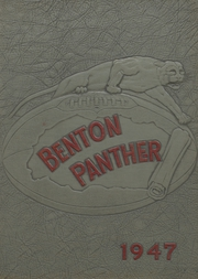 Page 1, 1947 Edition, Benton High School - Panther Yearbook (Benton, AR) online yearbook collection