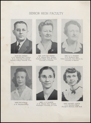Page 12, 1947 Edition, Benton High School - Panther Yearbook (Benton, AR) online yearbook collection