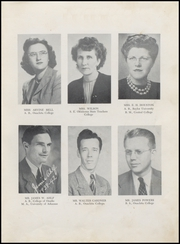 Page 13, 1947 Edition, Benton High School - Panther Yearbook (Benton, AR) online yearbook collection
