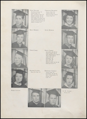 Page 16, 1947 Edition, Benton High School - Panther Yearbook (Benton, AR) online yearbook collection