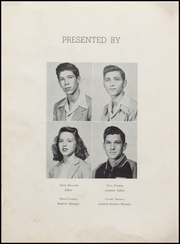 Page 8, 1947 Edition, Benton High School - Panther Yearbook (Benton, AR) online yearbook collection