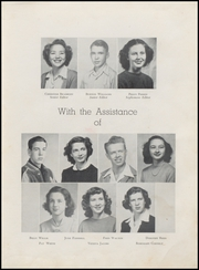 Page 9, 1947 Edition, Benton High School - Panther Yearbook (Benton, AR) online yearbook collection
