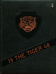 1948 Edition, Bentonville High School - Tiger Yearbook (Bentonville, AR)