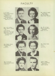 Page 14, 1948 Edition, Bentonville High School - Tiger Yearbook (Bentonville, AR) online yearbook collection
