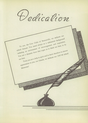 Page 9, 1948 Edition, Bentonville High School - Tiger Yearbook (Bentonville, AR) online yearbook collection