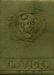 1950 Edition, Bentonville High School - Tiger Yearbook (Bentonville, AR)