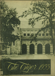 1955 Edition, Bentonville High School - Tiger Yearbook (Bentonville, AR)