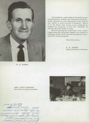 Page 10, 1957 Edition, Bentonville High School - Tiger Yearbook (Bentonville, AR) online yearbook collection