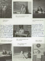 Page 14, 1957 Edition, Bentonville High School - Tiger Yearbook (Bentonville, AR) online yearbook collection
