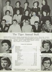 Page 6, 1957 Edition, Bentonville High School - Tiger Yearbook (Bentonville, AR) online yearbook collection