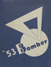 1953 Edition, Mountain Home High School - Bomber Yearbook (Mountain Home, AR)