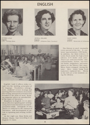 Page 10, 1956 Edition, Mountain Home High School - Bomber Yearbook (Mountain Home, AR) online yearbook collection