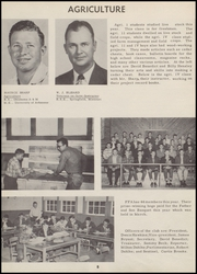 Page 12, 1956 Edition, Mountain Home High School - Bomber Yearbook (Mountain Home, AR) online yearbook collection