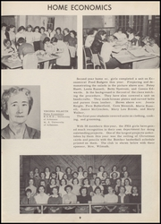 Page 13, 1956 Edition, Mountain Home High School - Bomber Yearbook (Mountain Home, AR) online yearbook collection