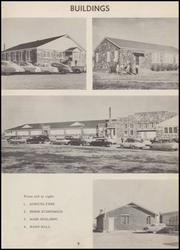 Page 9, 1956 Edition, Mountain Home High School - Bomber Yearbook (Mountain Home, AR) online yearbook collection