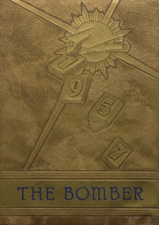 1957 Edition, Mountain Home High School - Bomber Yearbook (Mountain Home, AR)