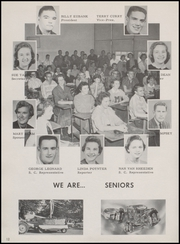 Page 16, 1959 Edition, Mountain Home High School - Bomber Yearbook (Mountain Home, AR) online yearbook collection