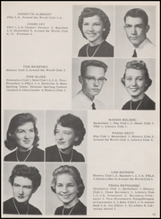 Page 17, 1959 Edition, Mountain Home High School - Bomber Yearbook (Mountain Home, AR) online yearbook collection