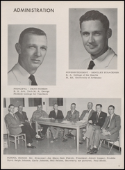 Page 9, 1959 Edition, Mountain Home High School - Bomber Yearbook (Mountain Home, AR) online yearbook collection