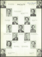 Page 12, 1956 Edition, Searcy High School - Lion Yearbook (Searcy, AR) online yearbook collection