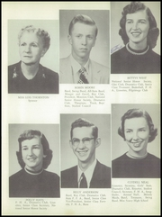 Page 17, 1956 Edition, Searcy High School - Lion Yearbook (Searcy, AR) online yearbook collection