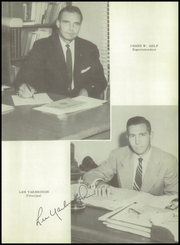 Page 11, 1957 Edition, Searcy High School - Lion Yearbook (Searcy, AR) online yearbook collection
