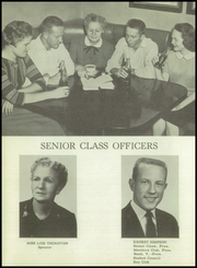 Page 16, 1957 Edition, Searcy High School - Lion Yearbook (Searcy, AR) online yearbook collection