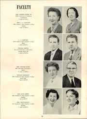 Page 17, 1955 Edition, Magnolia High School - Magnolian Yearbook (Magnolia, AR) online yearbook collection