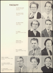 Page 11, 1957 Edition, Magnolia High School - Magnolian Yearbook (Magnolia, AR) online yearbook collection