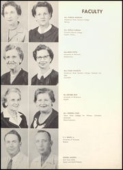 Page 12, 1957 Edition, Magnolia High School - Magnolian Yearbook (Magnolia, AR) online yearbook collection