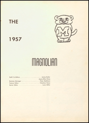 Page 5, 1957 Edition, Magnolia High School - Magnolian Yearbook (Magnolia, AR) online yearbook collection