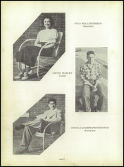Page 12, 1950 Edition, Arkadelphia High School - Ark Yearbook (Arkadelphia, AR) online yearbook collection