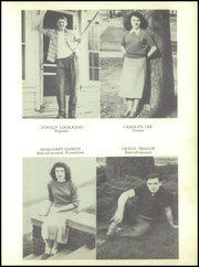 Page 13, 1950 Edition, Arkadelphia High School - Ark Yearbook (Arkadelphia, AR) online yearbook collection