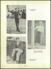 Page 14, 1950 Edition, Arkadelphia High School - Ark Yearbook (Arkadelphia, AR) online yearbook collection