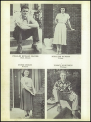 Page 16, 1950 Edition, Arkadelphia High School - Ark Yearbook (Arkadelphia, AR) online yearbook collection