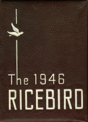 1946 Edition, Stuttgart High School - Ricebird Yearbook (Stuttgart, AR)