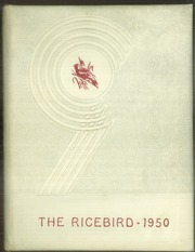 1950 Edition, Stuttgart High School - Ricebird Yearbook (Stuttgart, AR)