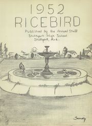 Page 7, 1952 Edition, Stuttgart High School - Ricebird Yearbook (Stuttgart, AR) online yearbook collection