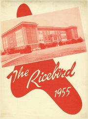 1955 Edition, Stuttgart High School - Ricebird Yearbook (Stuttgart, AR)