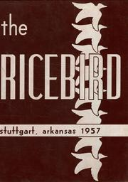 1957 Edition, Stuttgart High School - Ricebird Yearbook (Stuttgart, AR)