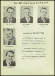Page 10, 1948 Edition, Siloam Springs High School - Panther Yearbook (Siloam Springs, AR) online yearbook collection