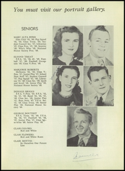 Page 15, 1948 Edition, Siloam Springs High School - Panther Yearbook (Siloam Springs, AR) online yearbook collection